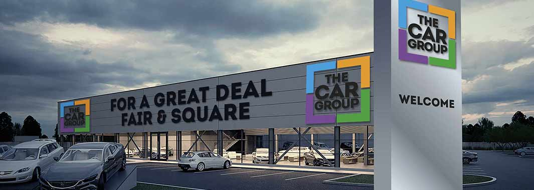 The Car Group >> The Car Group Digitery