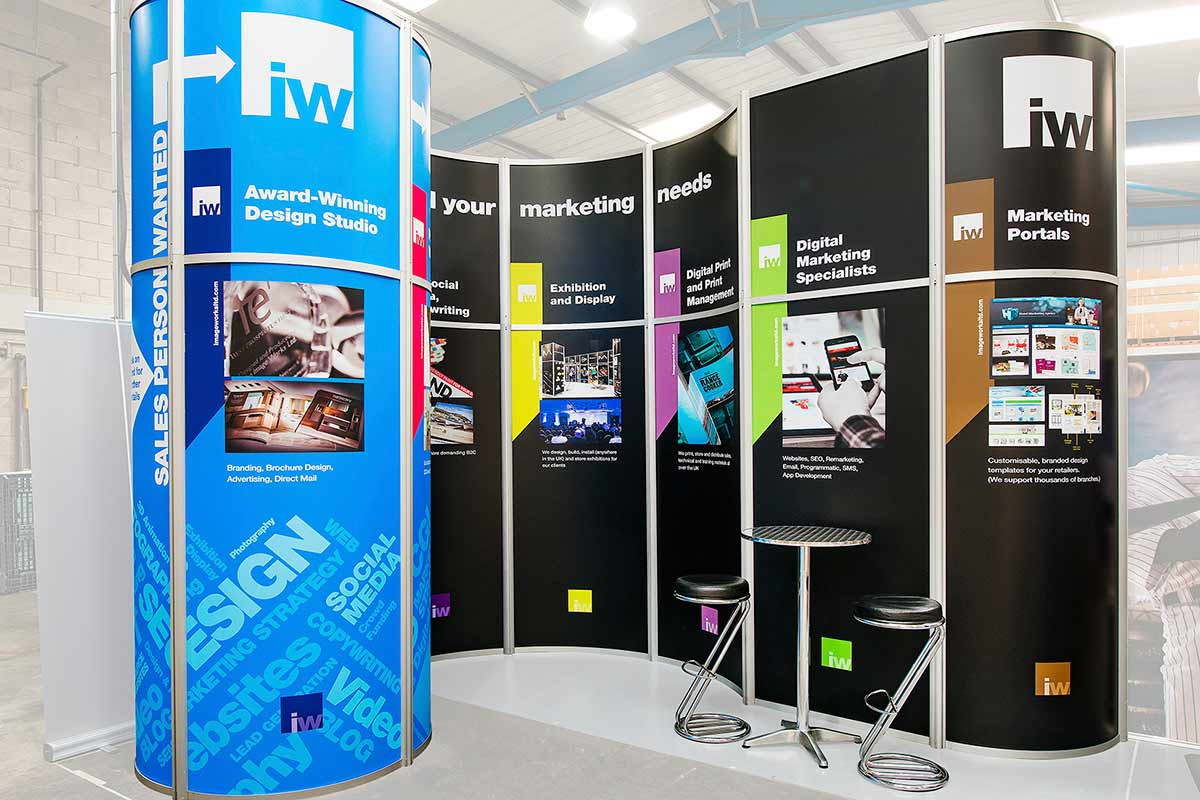 IW exhibition