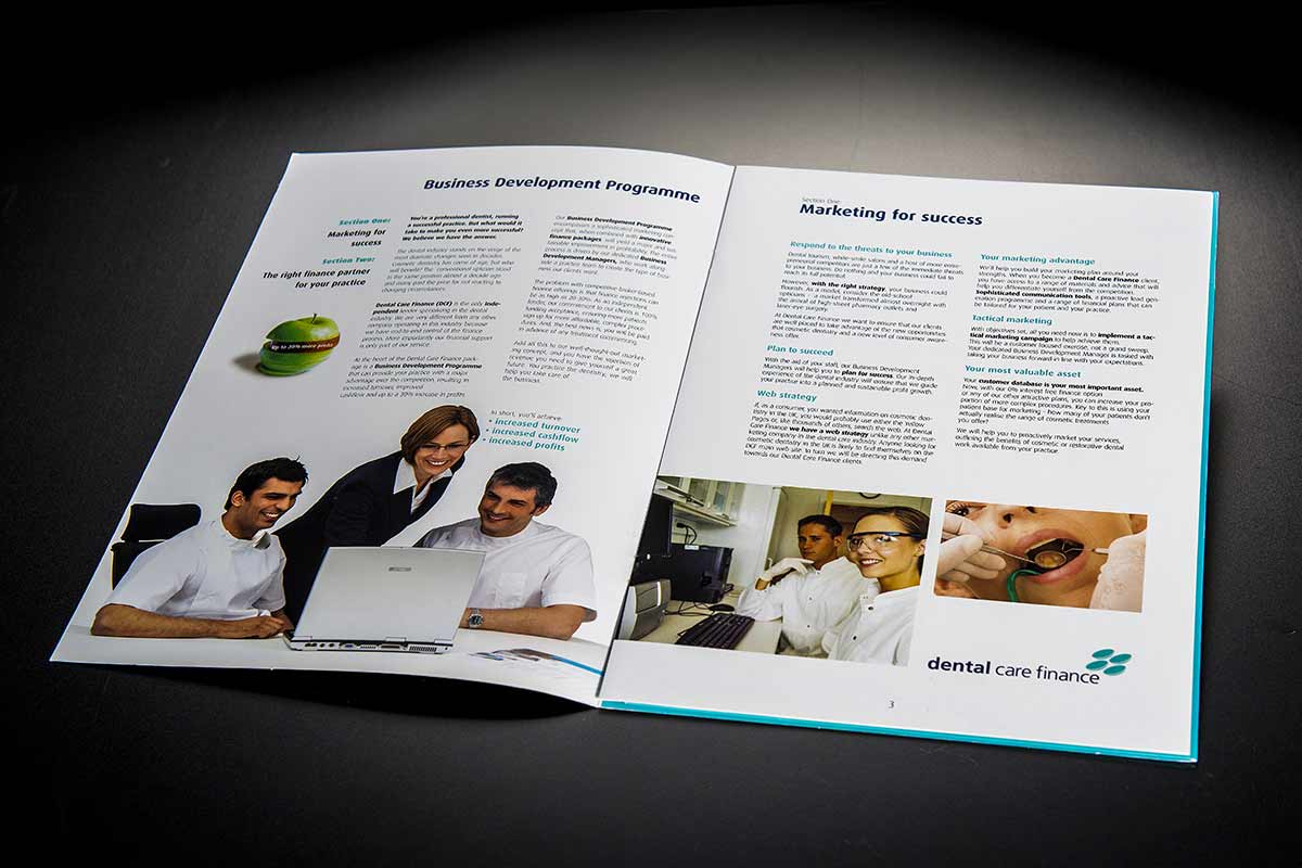 Dentistry Brochure